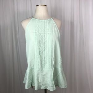 Old Navy Mint Sleeveless Blouse Size small